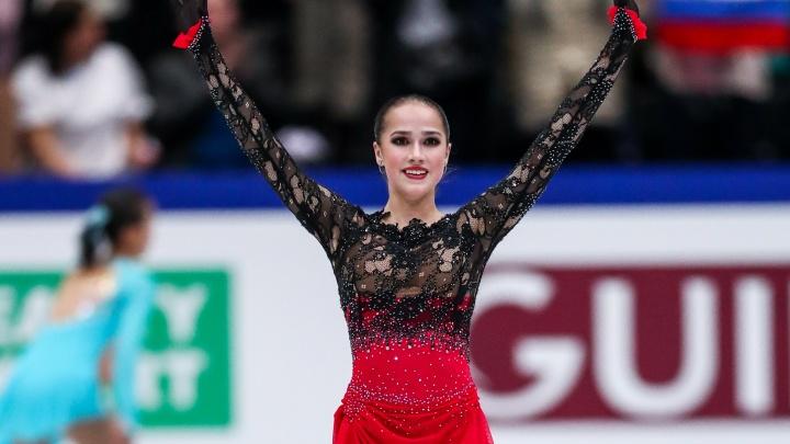Россиянка Алина Загитова выиграла чемпионат мира по фигурному катанию