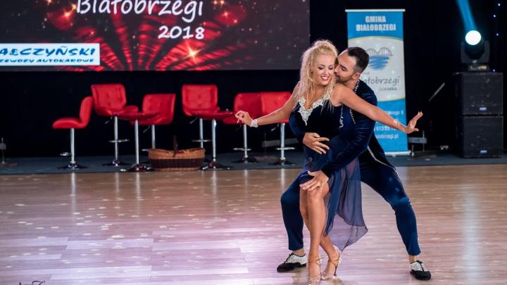 Супруги из Екатеринбурга завоевали бронзу на Кубке мира по парным танцам в Польше