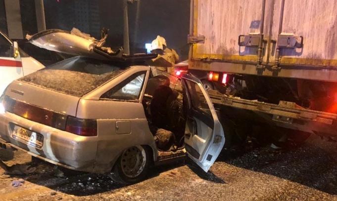 В Самаре умер ещё один пассажир, пострадавший в ДТП на Московском шоссе