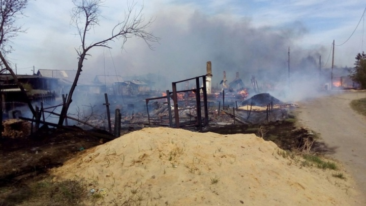 Жуткий пожар в Канске: пристава заподозрили в крышевании виновников