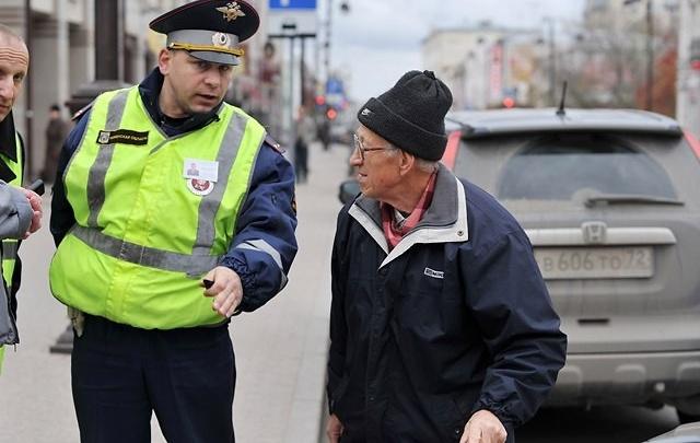 В Зауралье стартовала профилактическая акция «Внимание, пешеход!»