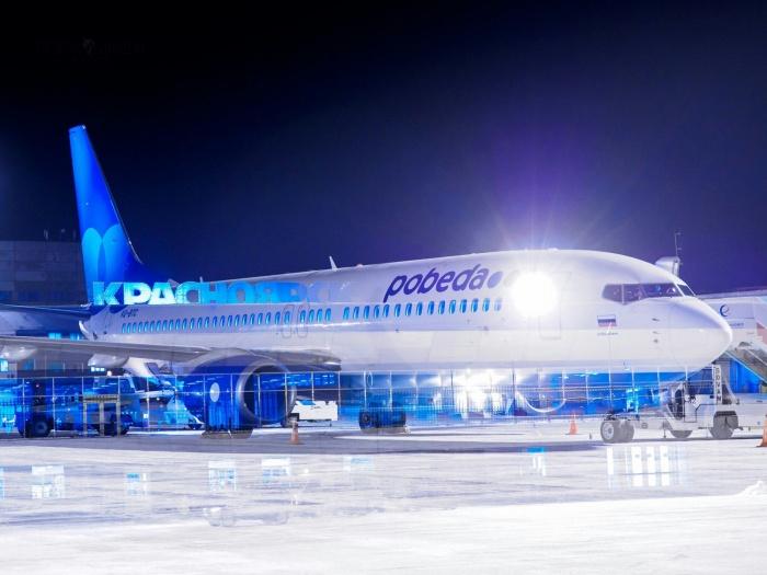 Авиакомпания «Победа» открывает прямые рейсы вНовосибирск изКрасноярска