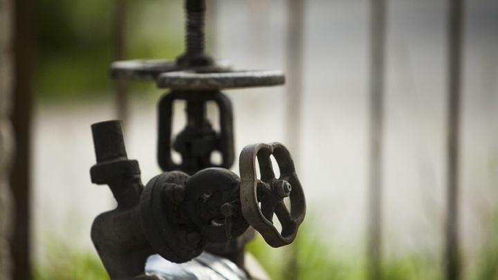 Частный сектор и район вокзала в Кургане останутся без воды