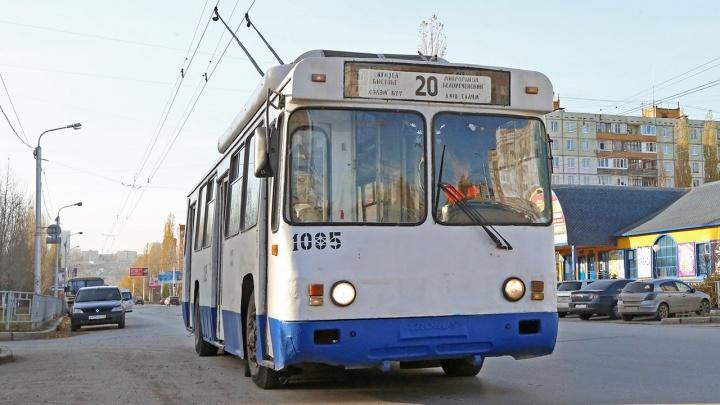 Уфе вернули троллейбус: в городе начал курсировать забытый 20 маршрут