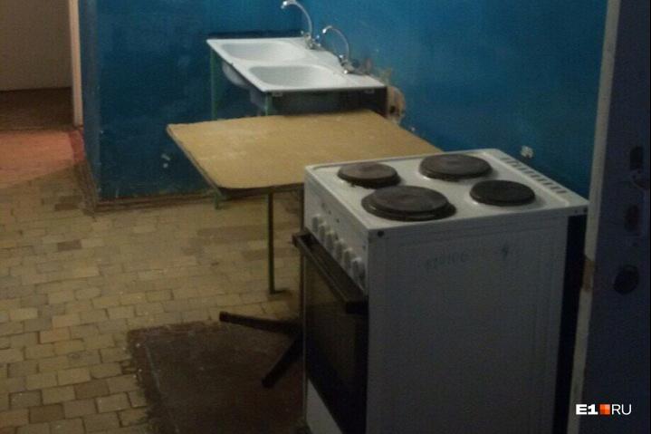 Так выглядит общая кухня