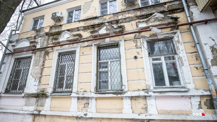 В Ростове расселят восемь аварийных многоквартирных домов