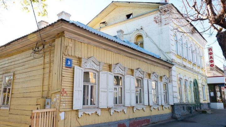 Жильцов дома-памятника в Уфе расселят за счет мэрии