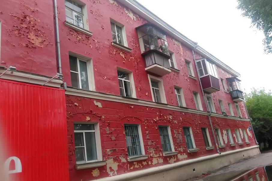 Фасады пообещали отремонтировать в нынешнем году