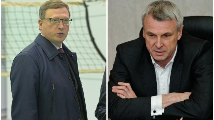 Два уральца с огромным отрывом победили на губернаторских выборах в Магадане и Омске