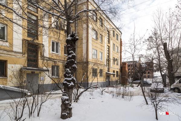 Кинопоказ пройдет в подвале легендарного Дома Павлова