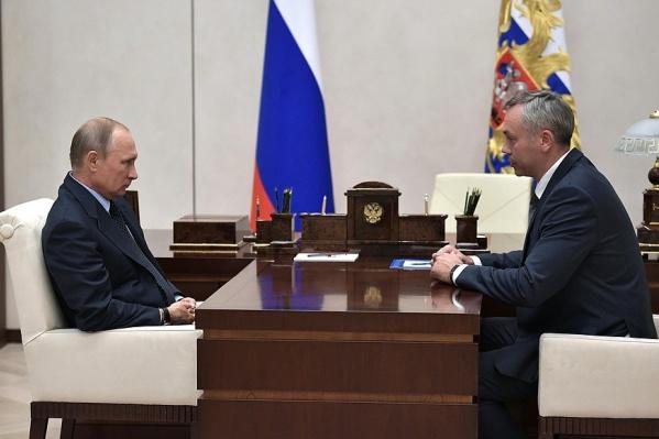 Новосибирцев новость про уход Владимира Городецкого всколыхнула очень сильно