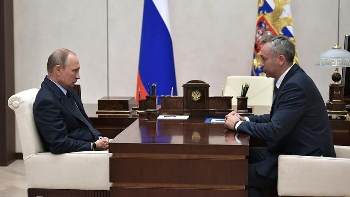 Теперь в Сибирь: депутаты уволили Травникова из мэрии Вологды