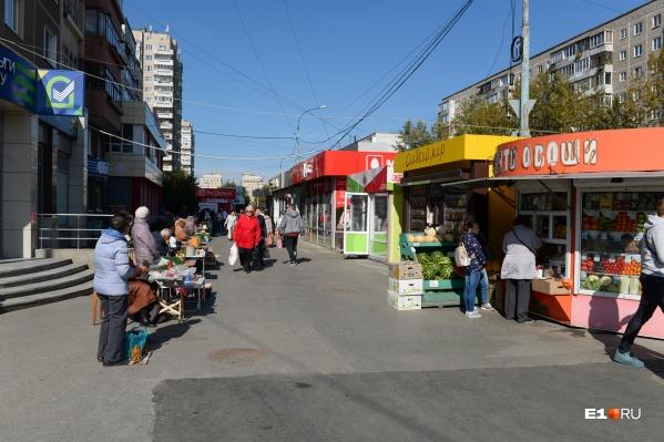 Мэрия Екатеринбурга объявила войну киоскам, но суды встают на сторону бизнесменов