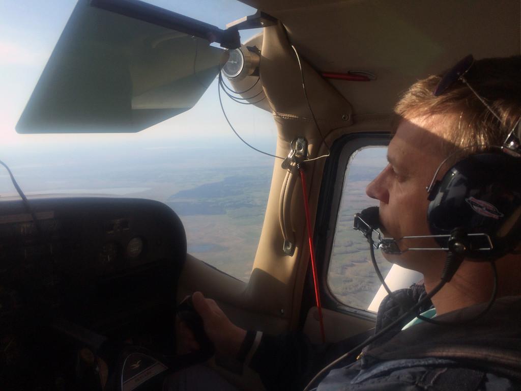 Второй пилот Максим Порицкий