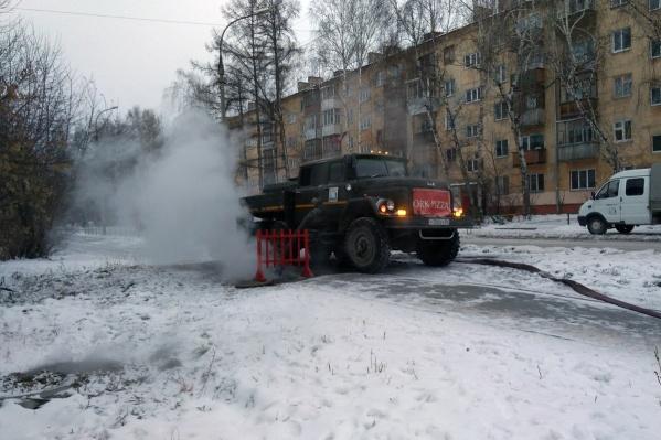 Сильнее всего снижение температуры на себе почувствуют жители Юго-Западного, Западного, Троллейного жилмассивов, а также частично улиц Ватутина и Котовского