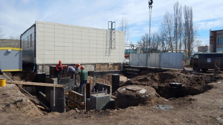 В уфимской Нижегородке построят новую котельную