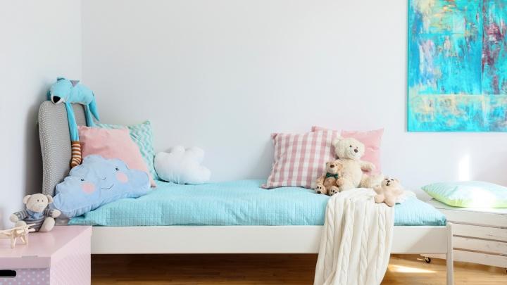 Лучшее — детям: как оборудовать детскую комнату мечты