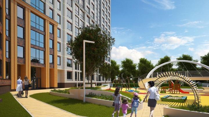 С «Романтикой» по жизни: в районе «Золотой Нивы» появится новая архитектурная достопримечательность
