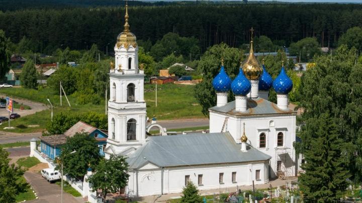 Кого-то и «триколор» оскорбляет: ярославская епархия ответила на нападки блогера Ильи Варламова