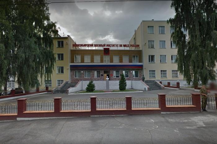 Новосибирский военный институт на Ключ-Камышенском плато
