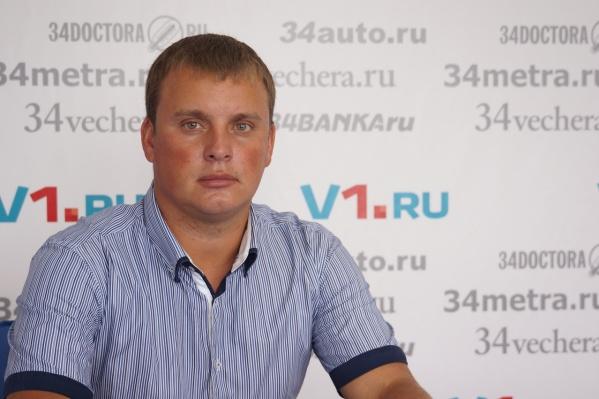 Денис Красюков: «Комментировать это не хотелось бы, я сейчас на свободе»