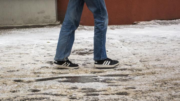 Днём до +7 градусов, с утра — гололёд: новосибирские синоптики предупреждают о перепаде температур