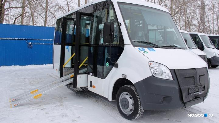 Доступная среда без кондуктора: смотрим на новые муниципальные маршрутки