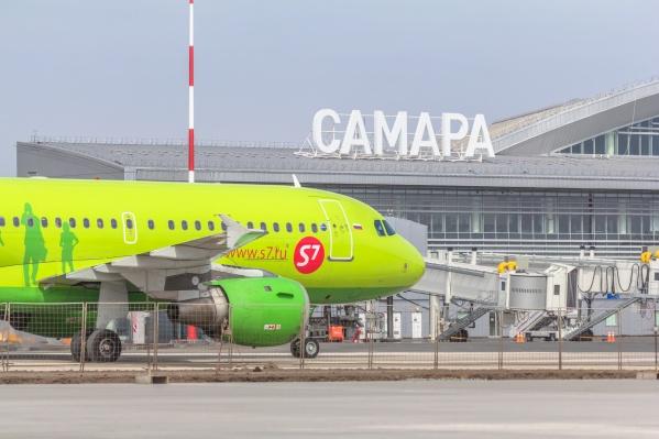 Самолеты доставляют клиентов в Уфу и Ростов-на-Дону чаще