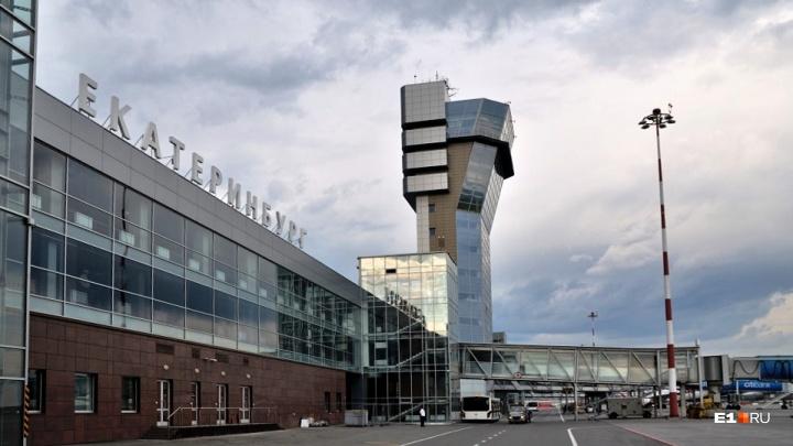 В Екатеринбурге совершил аварийную посадку военный самолет
