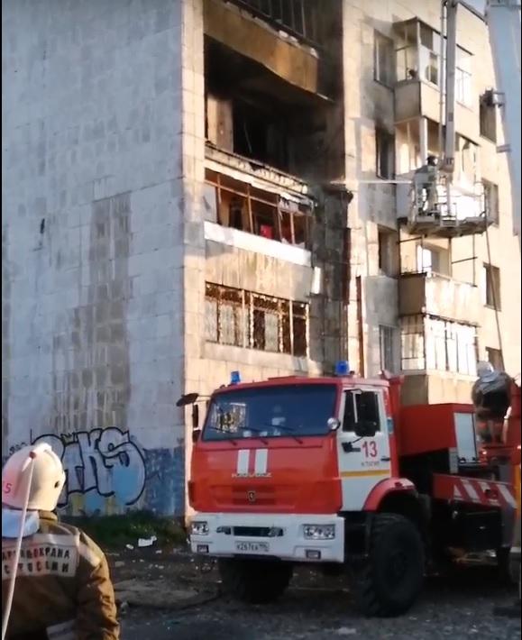 Полиция охраняет от мародеров пострадавшие квартиры: онлайн о взрыве в Нижнем Тагиле
