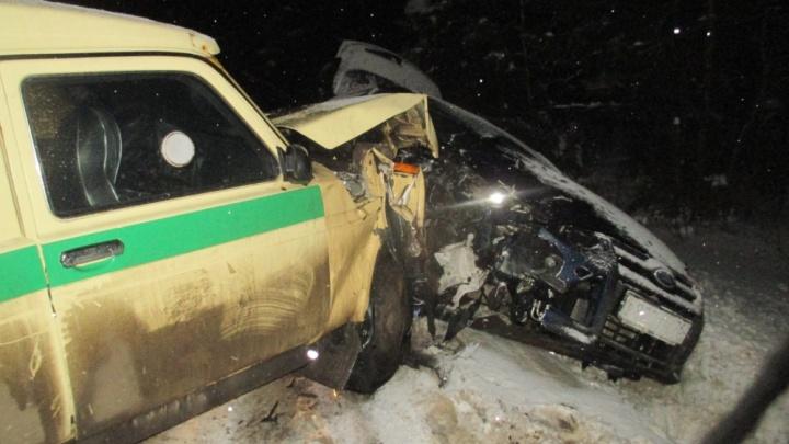 ДТП в Ярославском районе: пострадали два человека