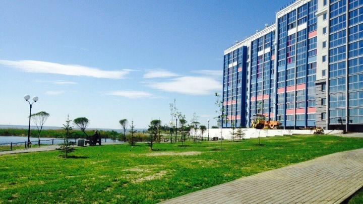 «Красивое завершение проекта»: в Ленинском районе хотят продлить набережную от ЖК «Смолинский»
