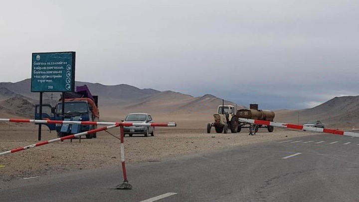 Туристы из России застряли в Монголии из-за вспышки чумы