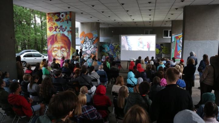 Короткометражки со звёздами кино в конце июня покажут в Петровском парке в Архангельске