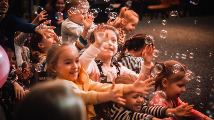 Уральские дети смогут стать двуязычными
