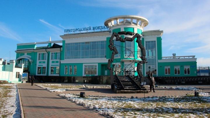 На пригородном вокзале установят терминалы для самостоятельной покупки билетов по безналу