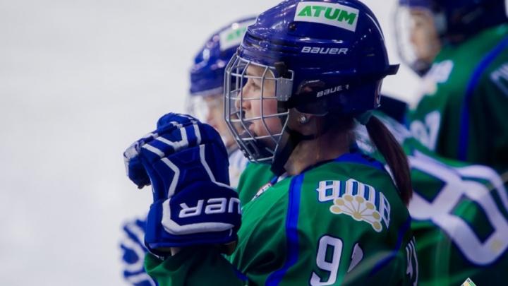 Семь уфимских хоккеисток отправляются в сборную России