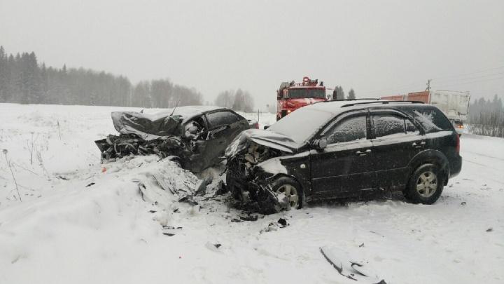 В Прикамье за ДТП с тремя погибшими осудят водителя из Екатеринбурга