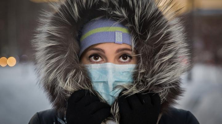 Опасный грипп отправил в больницу одиннадцать новосибирцев