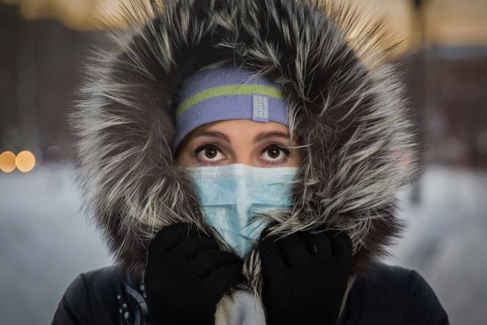 По данным врачей, сибирякам удалось избежать тяжёлых форм гриппа