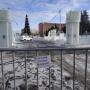«Дежурит полиция и казаки»: из-за потепления в Челябинске закрыли вход в ледовые городки