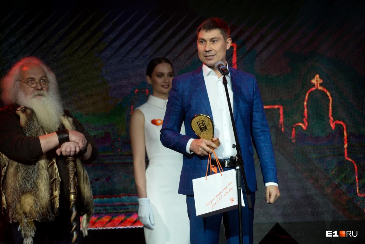 Алексей Романов изBright Fit сравнил с фитнесом борьбу за победу в Народной премии E1.RU