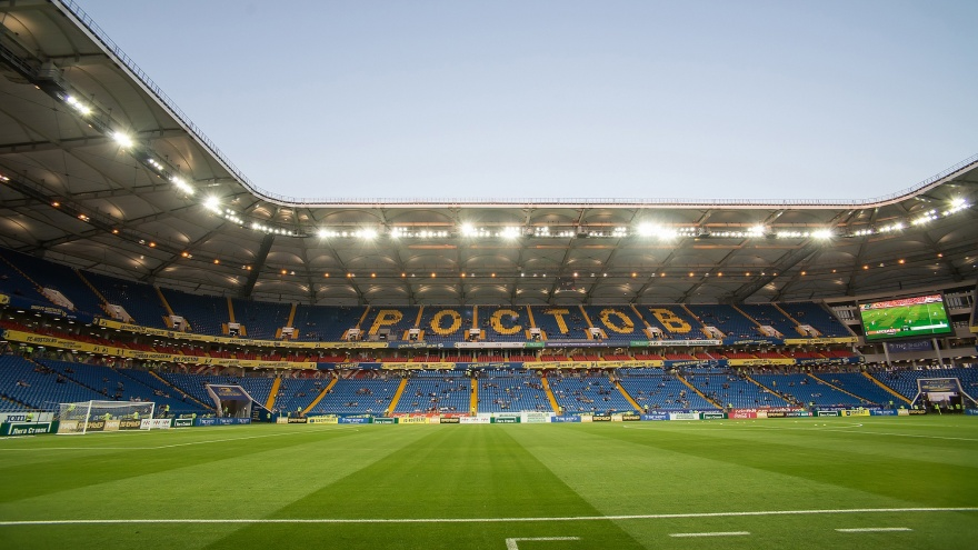 Футбольный рай на болоте: 10 фактов о стадионе «Ростов Арена»