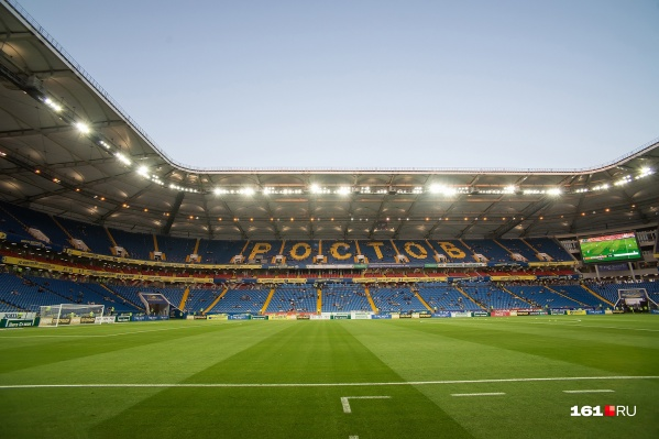 Стадион «Ростов Арена» открылся в 2018 году