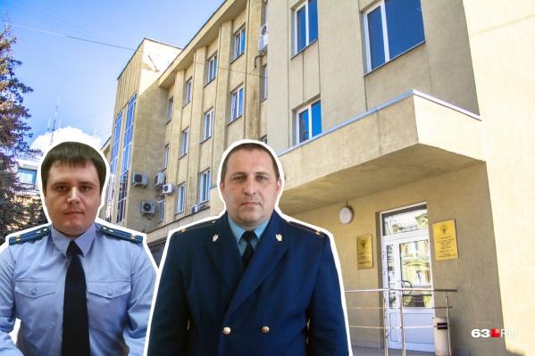Степан Хвостов (слева) и Алексей Антонов (справа) несколько лет работали в соседних областях
