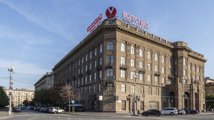 Вернут первоначальный облик: гостиницу «Волгоград» полностью отремонтируют