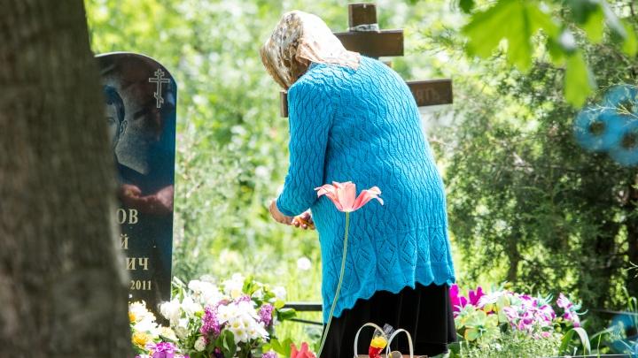 В Батайске на кладбище не осталось места для захоронений