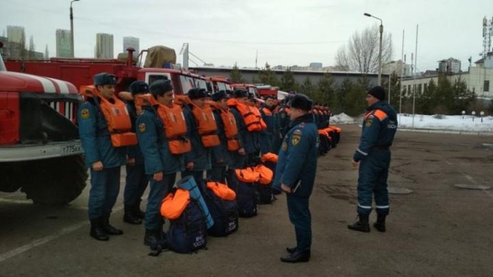 В Башкирии нашли туриста, пропавшего после сплава по реке Лемеза