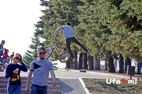 На полдня башкирскую столицу предоставят в распоряжение велосипедистов