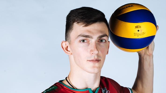 Волейболист из Новосибирска вошёл в состав сборной России на чемпионате Европы